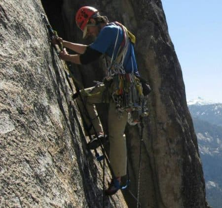 Introduction to Aid Climbing