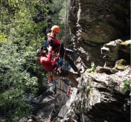 Rock Rescue Clinic