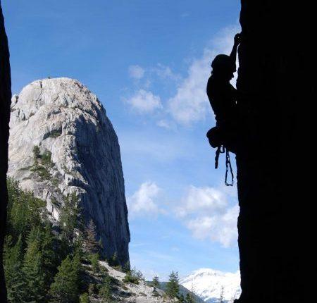 Castle Crags Leading