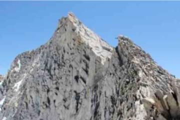 North Ridge Mt Conness